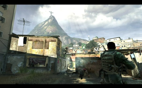 New Modern Warfare 2 Screenshot 2