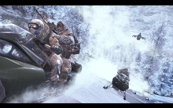 New Modern Warfare 2 Screenshot 1
