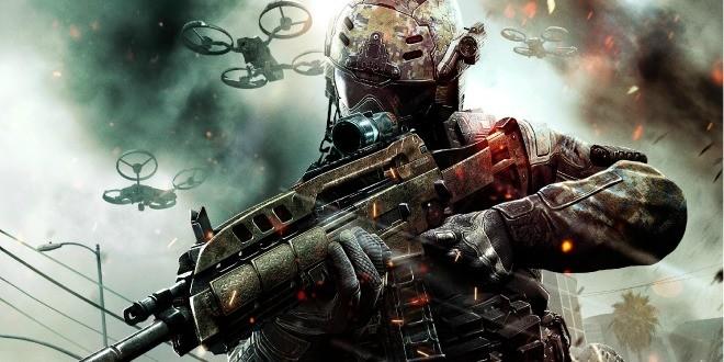 Black Ops 2 Gun Screenshot