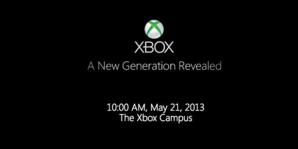 Xbox Durango New Generation May 21st