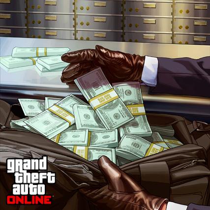 Grand Theft Auto Online Money